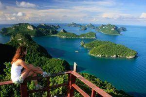 Viaje a Tailandia - Kohsamui Playas