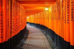 Viajes a Japon Kioto Inari