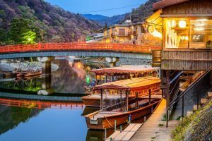 Viaje Japon Kioto Puente