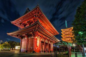 Viaje Japon Tokyo Santuario Sensoji