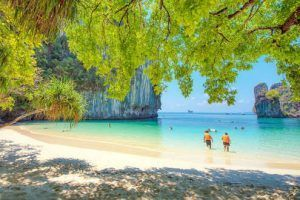 Triángulo de Oro y playas de Krabi