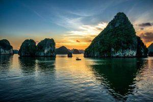 Viaje a Vietnam Bahia de Halong