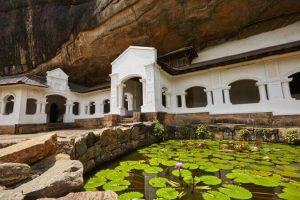 viajes sri lanka - templo cuevas