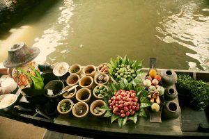 Los mercados más sorprendentes de Tailandia