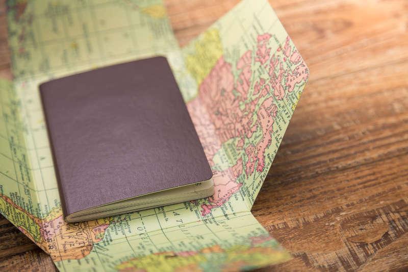 Pasaporte Dubai