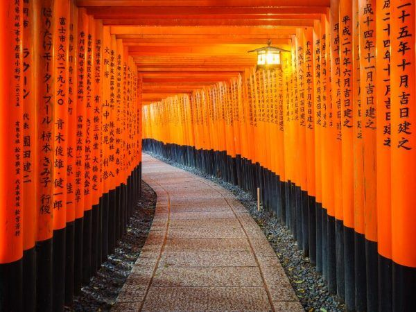 viajes a japon - fushimi Inari