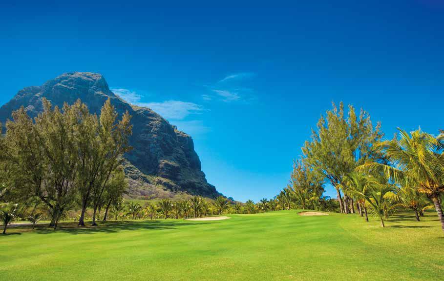 Golf en Islas Mauricio