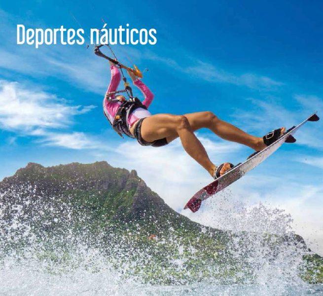 Islas Mauricio Deportes Náuticos