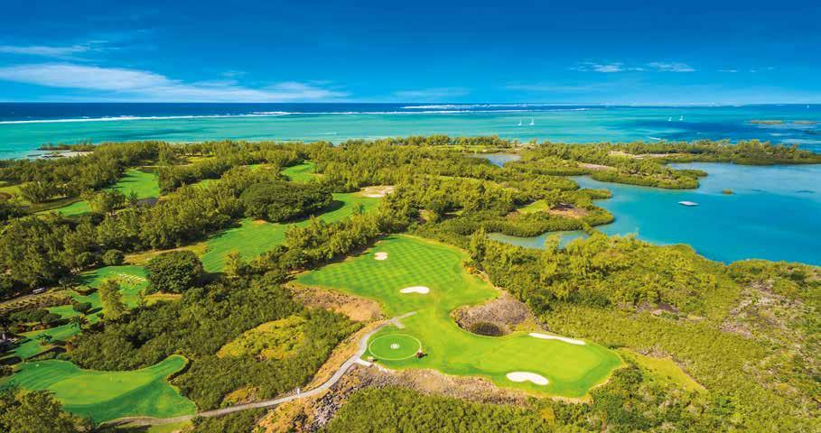 Islas Mauricio Golf