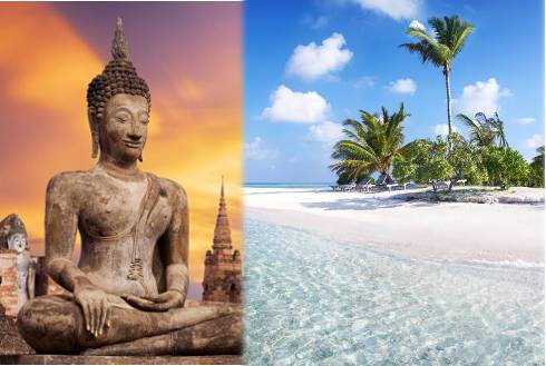 Tailandia y Maldivas