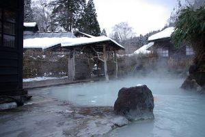 """Todo sobre los """"onsen"""", las fuentes termales de Japón"""
