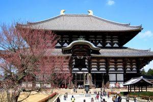 Historia y curiosidades del Templo Todaiji, el templo del gran buda.