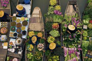 El día de disfrute perfecto en Bangkok