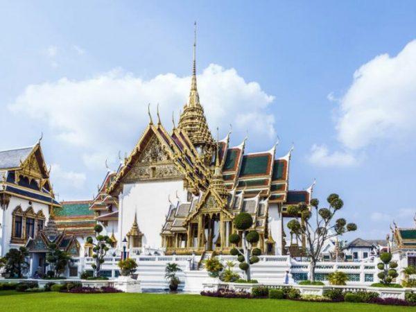 viajes Tailandia Bangkok Palacio real
