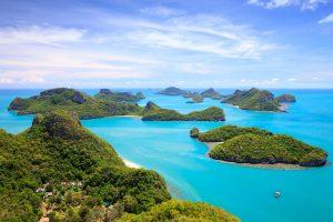 Tailandia al completo con playas de Koh Samui