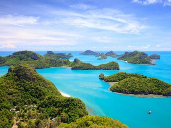 Viajes Tailandia Playas koh Samui
